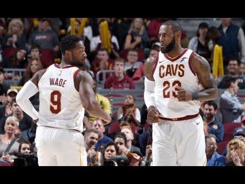 LeBron James, Dwyane Wade, and Derrick Rose Show Out In The Preseason | October 10th, 2017