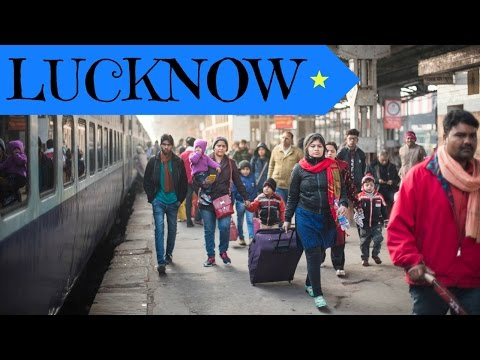LUCKNOW - Adventures in India
