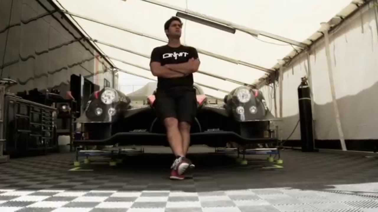 Endurance Racer Gustavo Yacaman and the Onnit Advantage