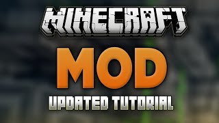 How to Install Minecraft Mods 1.12.2 (All Versions) - Install Multiple Mods!