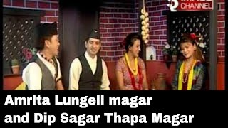 Ukaliorali with Amrita Lungeli magar and Dip Sagar Thapa magar Part 1
