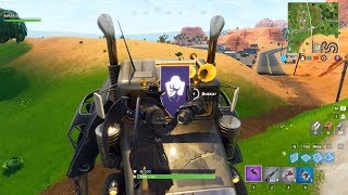 • How to Get the Hidden Banner Week 6 ⭐ - Hunting Game - Fortnite 🥇