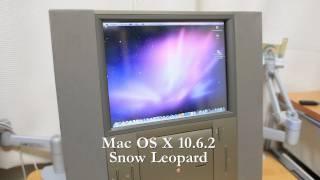 New Twentieth Anniversary Macintosh C2D
