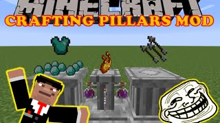 MINECRAFT DEVIENT EPIC !! - MOD CRAFTING PILLARS [FR] [HD]
