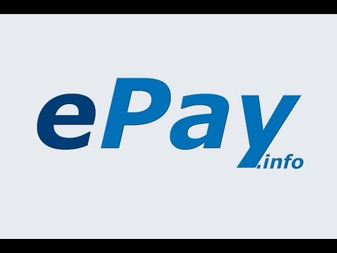 ePay.info - How To Create An Account On ePay.info