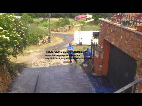 Pavimento Impreso Youtube Audanzas Del Valle
