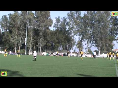 OFI CRETE FC-FOSTIRAS FC 1-2 U13  Paiania First Talent Cup 2015
