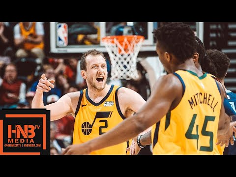 Utah Jazz vs Memphis Grizzlies Full Game Highlights | 10.22.2018, NBA Season