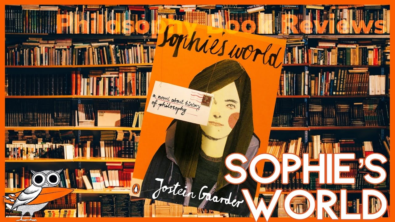 sophies world guide It's a bit different but if what you liked about sophie's world was seeing things from a different perspective then you might like the curious incident of the dog in the night time this book is written from the perspective of a child making sense of the world (similar to sophie's world) but he is autistic and sees things in a completely different way.