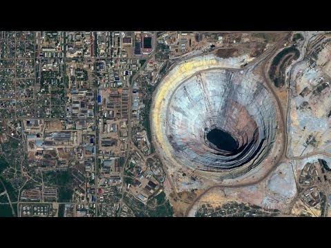 10 Largest And Biggest Mines In The World