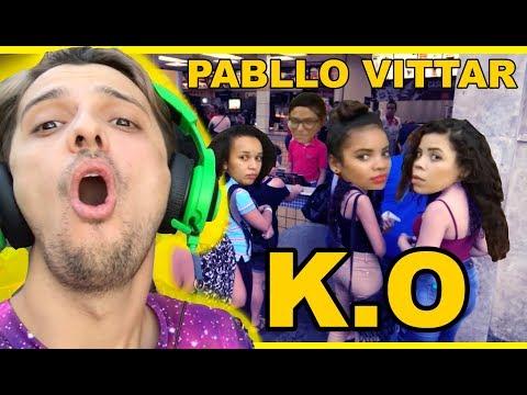 CANTANDO PABLLO VITTAR - K.O SUSTO COM BALÕES COMPETIÇÃO NO MERCADO - CAIO RESPONDE 84