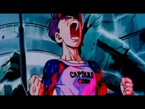 Trunks Goes Super Saiyan For the First Time - Vegeta SSJ Theme