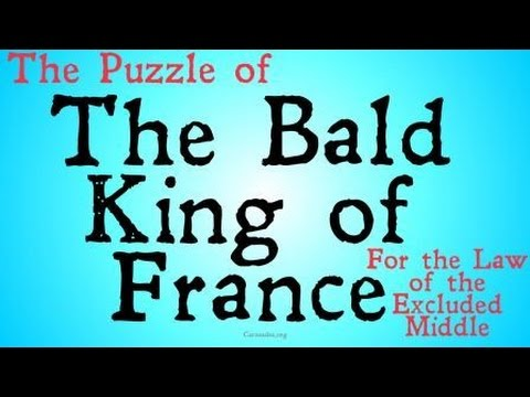 The Bald King of France (Philosophy of Language)