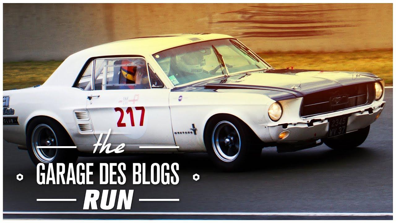 Ford mustang 1967 club abel auto hot lap le mans garage des blogs