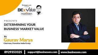 Episode 28- Determining Your Business' Market Value