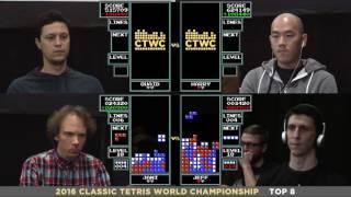 Classic Tetris World Championship 2016   Top 8