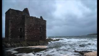Storm Gertrude @portencross