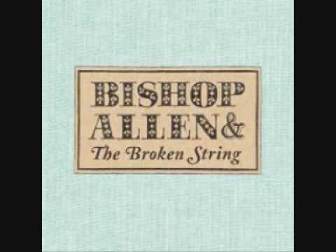 Bishop Allen - The Monitor