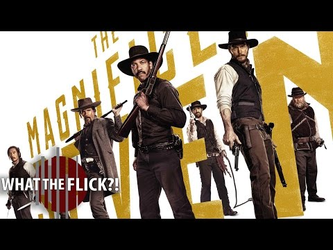 The Magnificent Seven – Official Movie Review