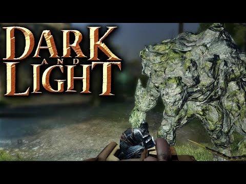DARK AND LIGHT #35 Earth Elemental zähmen? Dark and Light Deutsch / German / Gameplay