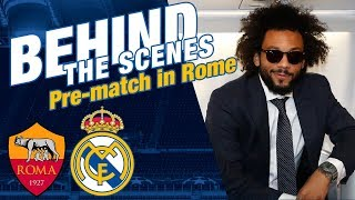 Roma 0 - 2 Real Madrid