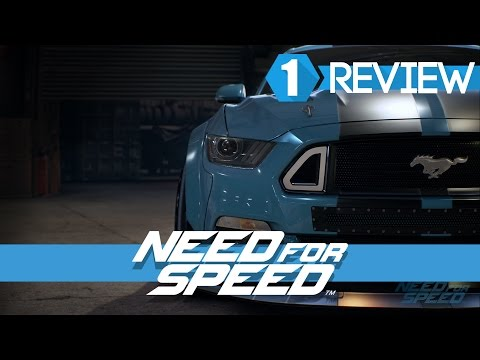 Need for Speed (2016) PC review in a minute