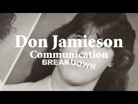 "Don Jamieson ""Communication Breakdown"" (FULL ALBUM)"