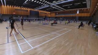 六羽 聯賽2017 女E 對Dream League 第九場