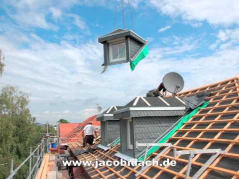 Turbo JACOBI - Ihr Dachdecker Meisterbetrieb aus Gießen - Fertiggauben UN36