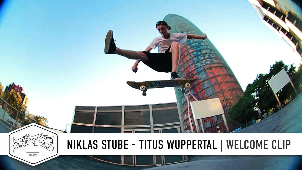 d325d036d122e Niklas Stube – Titus Wuppertal Welcome Clip