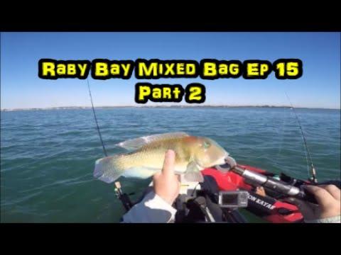 Raby Bay Mixed Bag Ep 15 Part 2