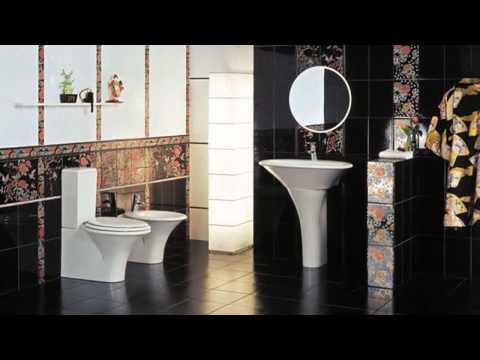 Плитка с узором для ванной комнаты идеи плитки в ванной с рисунком
