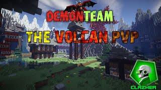 TimeLapse - The Volcan PVP PvP/KitPvP/TDM MAP+DOWNLOAD+DESCARGA!