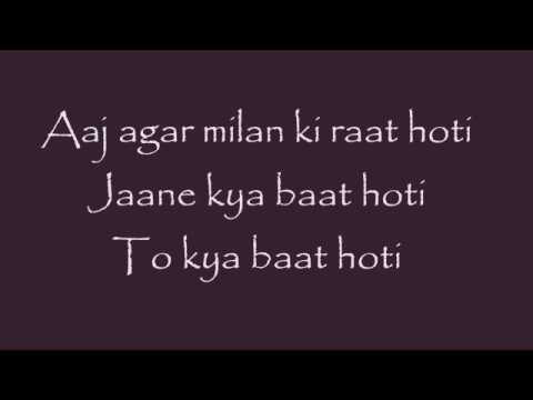 Jalte diye - prem ratan dhan payo ‹‹ lyrics ››