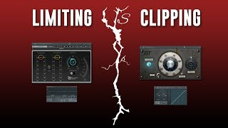 Limiting Vs Clipping For Loudness