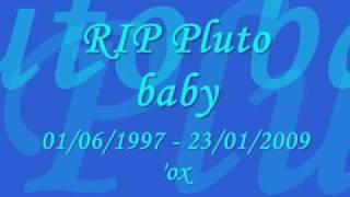 RIP Pluto