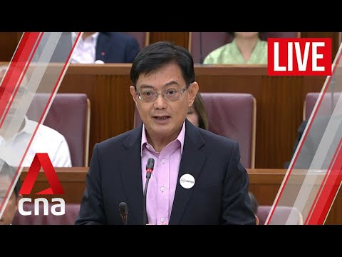[LIVE HD] COVID-19: Heng Swee Keat Delivers 4th Budget To Support Singaporeans And Businesses