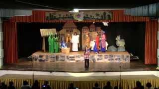 Christmas Play 2012 - Camel Lot