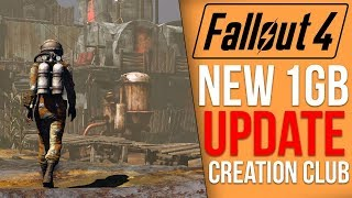 """Fallout 4's New Update Brings a $10 """"DLC"""""""