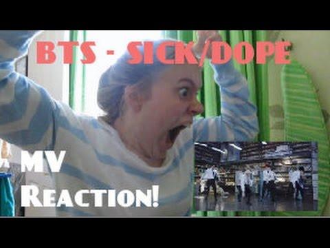 BTS/방탄소년단 - DOPE/SICK/쩔어 Reaction Video - Hannah May