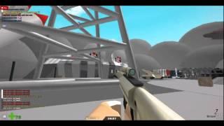 ROBLOX-War Blox me VS. BigNtall AKA 389Tman389