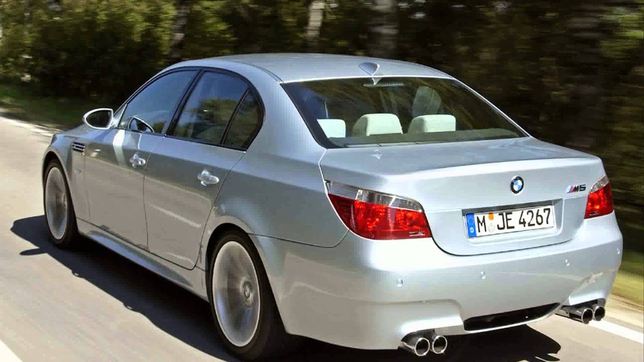 2005 bmw m5 e60 - YouTube