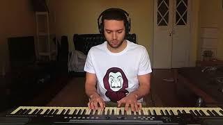 LA CASA DE PAPEL - Intro - Piano Cover (Cecilia Krull - My Life Is Going On)