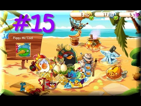 Angry birds epic great cliff pig ghost banshee boss fight - Angry birds trio ...