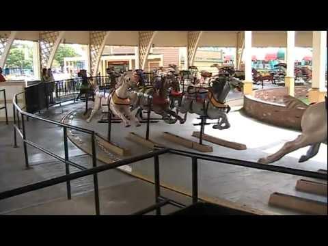 Cedar Downs Derby Racer at Cedar Point