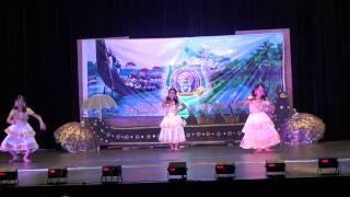 Girls Semi-Classical Group Dance - Kili Padum Pattil