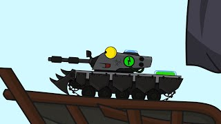 Все серии Вторжение Роботрона Мультики про танки