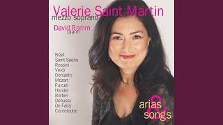 Siete canciones populares Españolas: 3. Asturiana