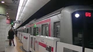 東急5177F 07S各停横浜止まり(回送表示)入換え