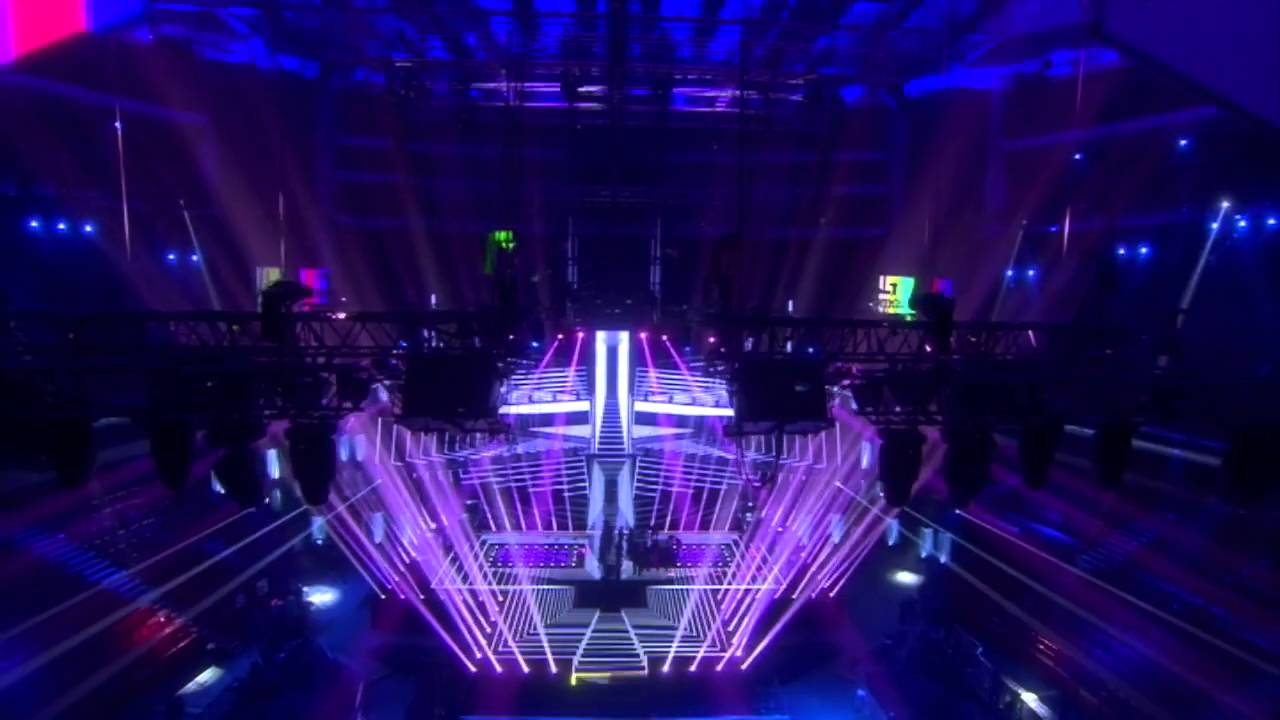Eurovision Song Contest 2016 Stage Youtube